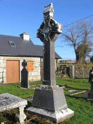 Nineteenth-century high cross