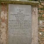 Lecky family gravestone, Ballykealey