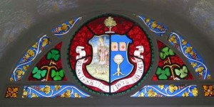 Carlow College Coat of Arms
