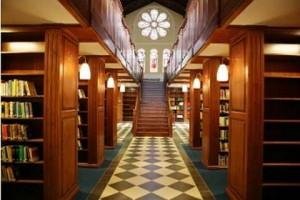 PJ Brophy Library, Carlow College