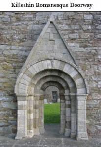 Killeshin Romanesque Doorway