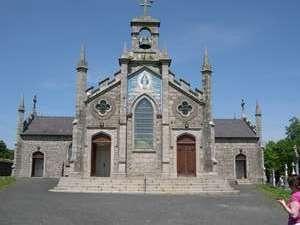 Exterior of Newtown Church