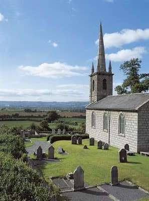St. John's Church of Ireland, Nurney