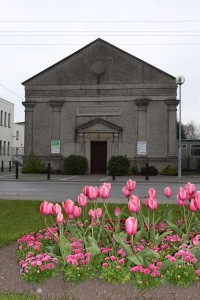 Scots Church on the Athy Road