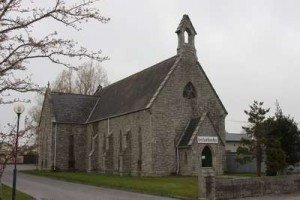 The Old Church which now houses Carlow Military Museum
