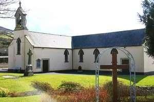 Catholic Church of Exaltation of the Holy Cross  - courtesy T. Doolan
